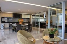 30 Áreas de churrasco/gourmet integradas à casa – veja modelos modernos + dicas! - Decor Salteado - Blog de Decoração, Arquitetura e Construção