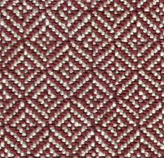 Weave: Balmaclellan Diamond Twill  Weaver: Gayle Bingham  Warp/weft: 5/2 pearle cotton  sett: 20 epi/ppi  Notes: This was woven in Balmaclellan, Dumfriesshire, Scotland in the 1st-2nd century AD., woven in fine wool. This weave was found in the book, (Scotcopy): Early Textiles Found in Scotland by Audrey S. Henshell, M.A., F.S.A. Scot. This weave was originally a 4 shaft weave.