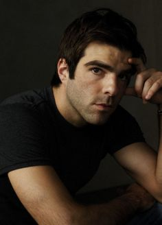 ZACHARY QUINTO - I heard his recent NPR interview: intelligent, eloquent, courageous, role model.