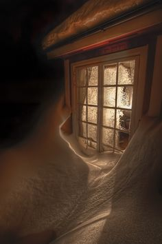 Winter Night by (Filip Nystedt)