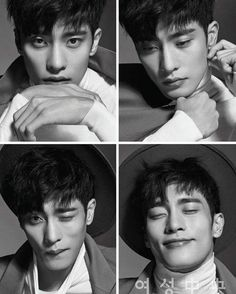 #sunghoon on #magazine  photo by website mnbmagazine.joins.com Thank you…