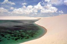 A imensidão de areias e centenas de lagoas formadas por água de chuva, fazem dos…