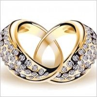 wedding ring 01 vec