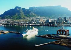 Cape Town to Get Dedicated Cruise Terminal - Tourism News Travel News, Travel Guides, Antique Maps, Cape Town, South Africa, Tourism, Cruise, Places To Visit, River