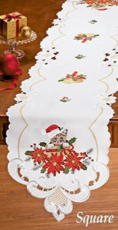 Poinsettias Ribbon Holly Embroidered Red Santa Hat Cat Ta... https://www.amazon.com/dp/B01MQE1WEI/ref=cm_sw_r_pi_dp_x_7rv7zb0S0M182