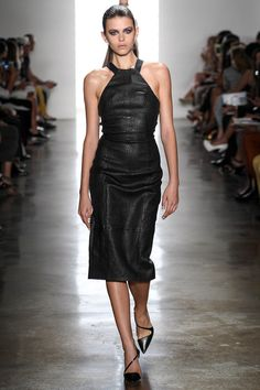 Cushnie et Ochs Spring 2014 Ready-to-Wear Collection Slideshow on Style.com
