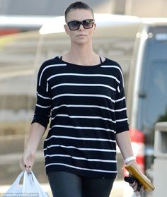 Charlize Theron - i like this much more