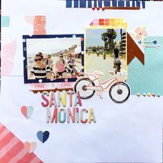 Santa Monica - American Crafts - Saturday Collection