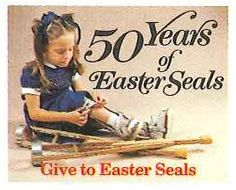 50 years of Easter Seals #EasterSealsFL