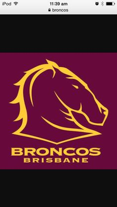 Brisbane broncos rugby league bar fridge - wouldn't this be cool for a footy party Nrl Broncos, Denver Broncos Logo, Denver Broncos Wallpaper, Brisbane Broncos, Dealing With Difficult People, Queenslander, Rugby League, Australia, Image