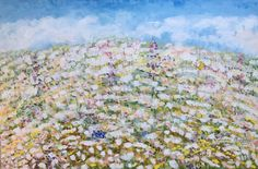 Martha's Vineyard Wild Flowers Painting Impressionism Art, Impressionist, Original Paintings, Original Art, International Artist, Abstract Styles, Wild Flowers, Buy Art, Saatchi Art