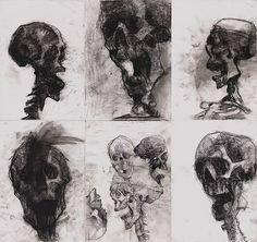 Tomasz Szkodzinski skull czaszka