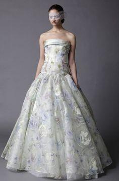 Douglas Hannant Spring 2013 Bridal