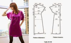 ROBE facile à faire - 1 ~ Mode et Conseils Couture