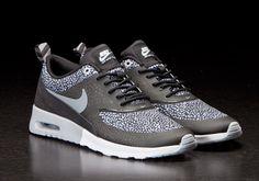 Nike Wmns Air Max Thea Print Black / Grey ( 599408-002 ) IN LOVE
