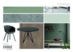 Moodboard interieurontwerp   Arnhem Interior Design, Nest Design, Home Interior Design, Interior Designing, Home Decor, Interiors, Design Interiors