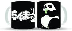 Caneca Anime Ranma Meio Panda Saotomi
