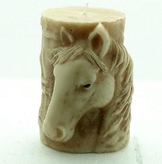 House candle mold