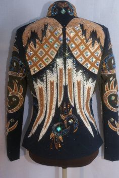 Western Pleasure Show Clothing & Show Apparel - Western show apparel showmanship horsemanship