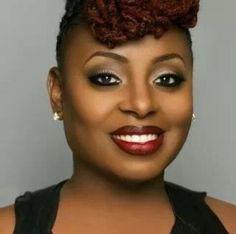 Ledisi's makeup inspiration