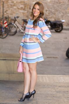 Gal Meets Glam: Sherbet Stripes & A Night in Florence