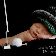 Golf baby