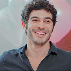 Turkish Actors, Girl Face, Barista, Crushes, Aesthetics, Handsome, Smile, Cute, Beautiful