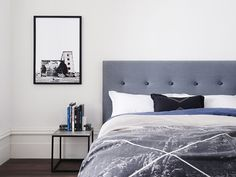 The Design Chaser: Creating the Perfect Bed Head with Mexsii