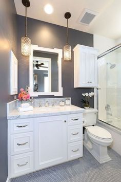 Enchanting Small Bathroom Remodel