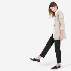 Everlane | The Cashmere Cardigan
