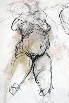 Artist: Jylian Gustlin    I'm repinning this because I love art and because the comments on it are so interesting. There is nothing at all pornographic, erotic or exploitative about this sketch. It is the female human form. Nothing more.