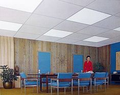 Retro Office, Vintage Office, Mid-century Modern, Mid Century, Room, Furniture, Home Decor, Bedroom, Decoration Home
