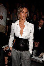 Victoria Beckham Corset Top