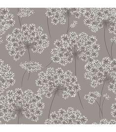 WallPops® NuWallpaper™ Grey Angelica  Peel
