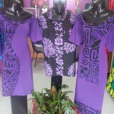 Kara's Samoan Designs, Polynesian Designs, Island Wear, Island Outfit, Samoan Dress, Hawaiian Muumuu, Vogue, Diy Scarf, Different Dresses