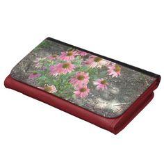 Echinacea Wallet
