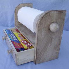 primative paper towel holder   Primitive Paper towel Holder Handmade
