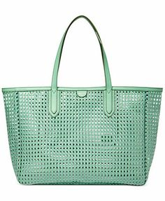 Fossil Sydney Woven Tote