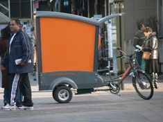 Bicycle box truck...yup, I'm going to build one.