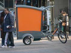 petite reine  Inner city cargo bike