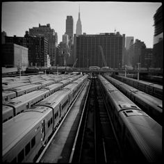 Daniel Grant   Gap Manhattan   New York Manhattan New York, Railroad Tracks, Surfing, Gap, Europe, Black And White, Landscape, Architecture, Photography