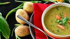 Döbbenetes diétás étel készült! A káposztaropogóstól lehidalsz! - Ripost Raw Potato, Potato Soup, Pea Soup, Nutritional Value Of Potatoes, Healthy Comfort Food, Healthy Eating, Eating Clean, Paleo Recipes, Healthy Recipes