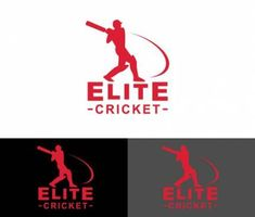 Logo design by vichu for sport coaching business elite cricket Cricket Logo, Sports Figures, Business Logo Design, Sport Man, Sports Logo, Gym Men, Coaching, How To Plan, Academy Logo