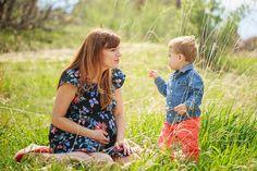 Denver Maternity Photographers | Maternity Photography | Denver Colorado Pregnancy Photographer | With Toddler | Big Brother