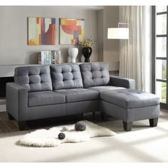 You'll love the Earsom Sectional Sofa at Wayfair - Great Deals on all Furniture  products with Free Shipping on most stuff, even the big stuff.