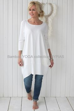 BAMBOO Freedom Tunic, CHOOSE COLOR