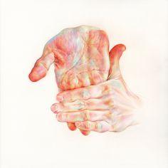 Just stretching hands | WanJin GIM - Willeys Art