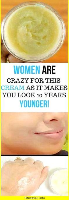 In today's article we will offer you an amazing cream that will help you to get glowing skin and restore your youth. It will make your skin spotless and you will look 10 years younger in only 4 day…