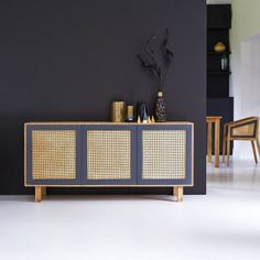 Tikamoon, interior furniture specialists, supply sideboards in high quality solid woof. Take a look at the Tikamoon online store. Mango Wood Furniture, Cane Furniture, Rattan Furniture, Solid Wood Furniture, Furniture Market, Outdoor Furniture, Solid Wood Sideboard, Sideboard Buffet, Side Board