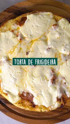 Cheesy Recipes, Mexican Food Recipes, Easy Cooking, Cooking Recipes, Brazillian Food, Amazing Food Videos, Confort Food, Good Food, Yummy Food